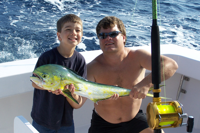 fun sportfishing trip