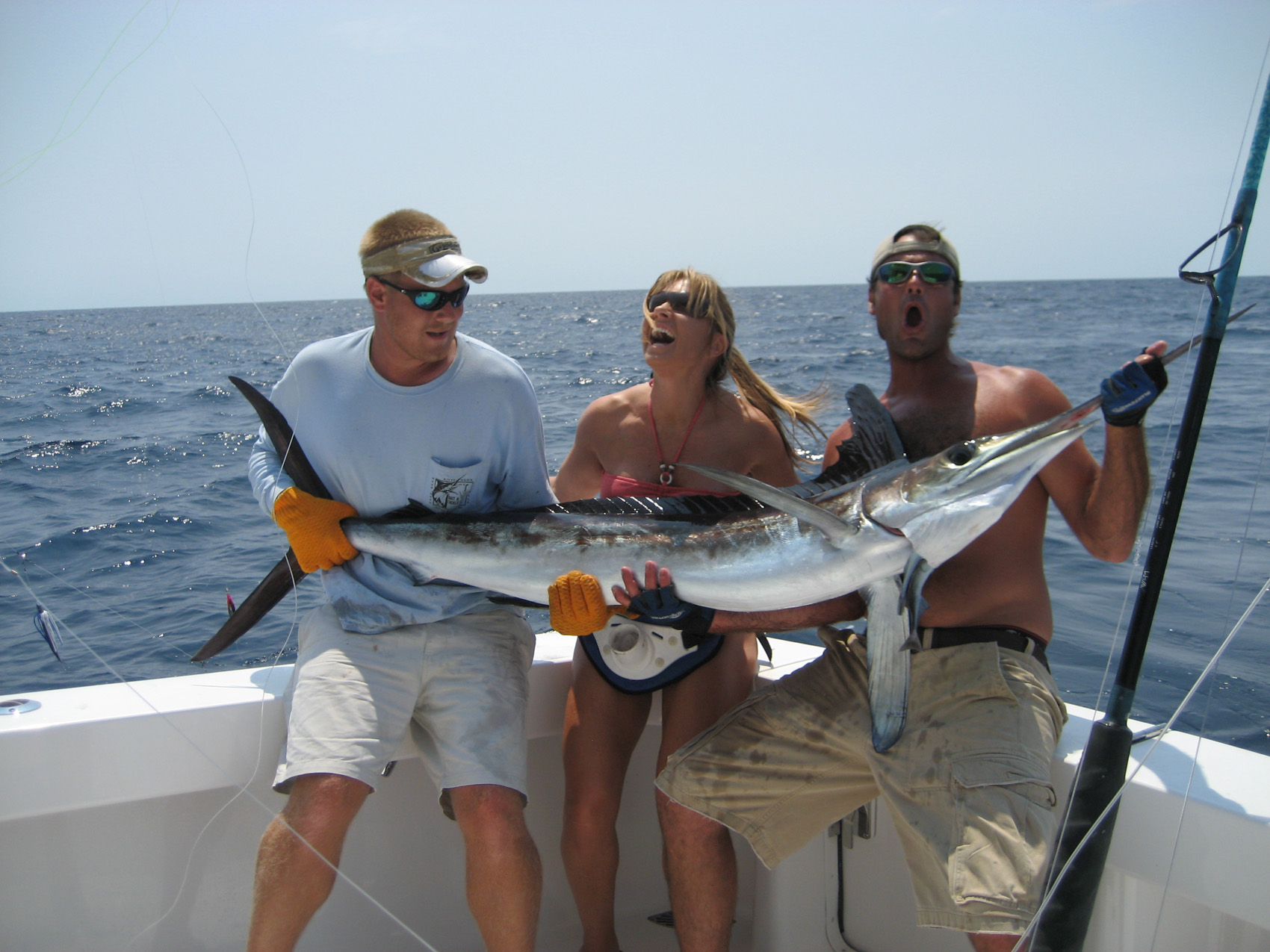 Marlin fishing off the seaduction in virginia beach for Va fishing charters