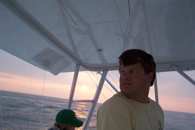 seaduction boat captain