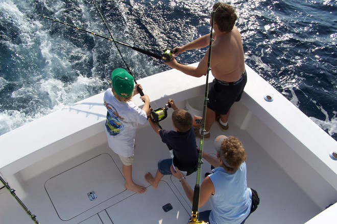 catching the big fish in virginia beach