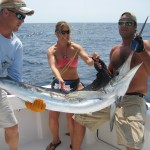 deep sea fishing for marlin off Virginia Beach